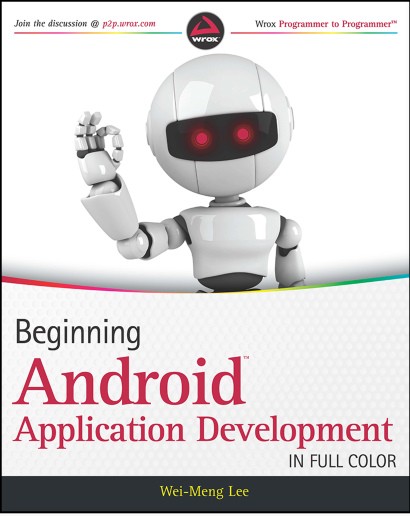 Getting Started with Android Programming.