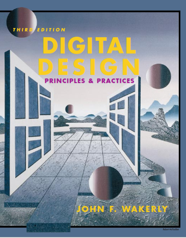 Digital Design Principles and Practices.