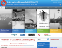 Image of International Journal of GEOMATE