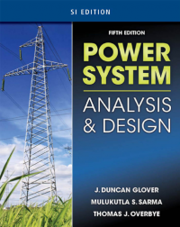 Image of Power System Analysis and Design and SI Version.